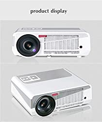 Play 5500 Lumens Android 4.4 + WiFi Smart LCD, LED Full HD 1920 X 1080P 3D Wireless Home Theater Digital Video Projector