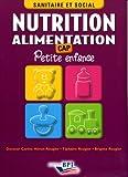 Image de Nutrition Alimentation CAP Petite enfance