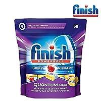 Finish Dishwasher Tablets Quantum Max (Lemon)
