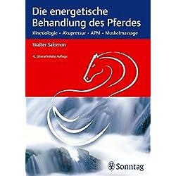 Die energetische Behandlung des Pferdes: Kinesiologie - Akupressur - APM - Muskelmassage