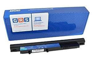 GRS® Notebook Akku für Acer TravelMate 8471, Acer Aspire 4810t, 5810, Timeline 8371, ersetzt: AS09D31, AS09D70, AS09D56, AS09D36, AS09D34, AS09D71, AS09F3, Laptop Batterie 4400mAh, 11.1V