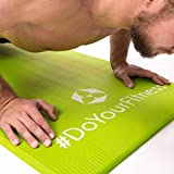 Fitnessmatte ideal für Pilates, Gymnastik, Heimsport und Yoga ab 0,8cm Dicke bis ca. 2cm - 9