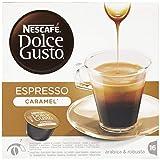 Cafe Espresso Caramelo Dolce Gusto 16 Caps