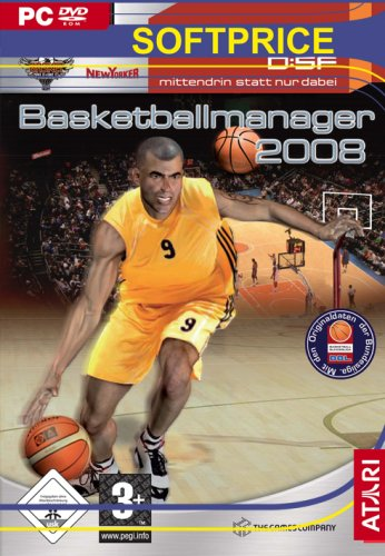DSF Basketballmanager 2008 - Softprice