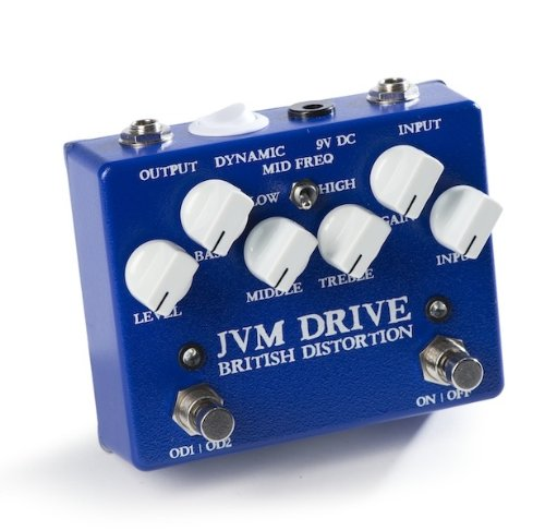 WEEHBO JVM DRIVE – OVERDRIVE/DISTORTION