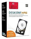HGST Deskstar IDK 4TB NAS WW 4000GB Serial ATA III-interne Festplatten (4000GB, Serial ATA III, 7200RPM, 8,9cm NAS, HDD)