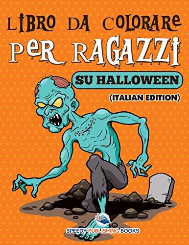 Libro Da Colorare Per Ragazzi Su Halloween (Bambini Per Halloween-da-colorare)