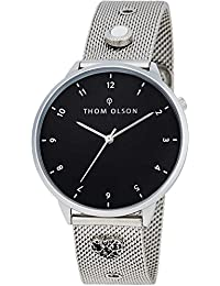 f4c5e588c249 Thom Olson CBTO001 Reloj de Pulsera para Mujer