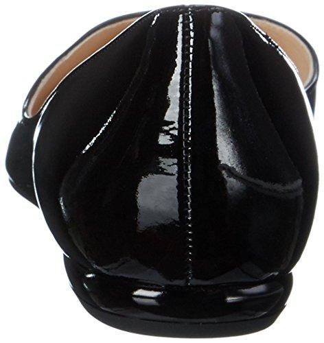Högl 2- 18 0004, Ballerines femme Noir - Schwarz (0100)
