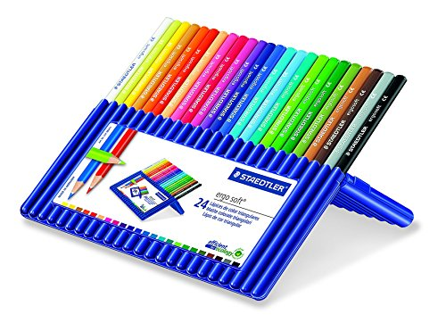 Staedtler 132958 – Pack de 24 lápices