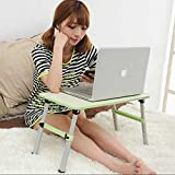 #5: Multi-Functional Foldable Working Desk (Multi-color)