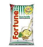 #4: Fortune Soyabean Oil, 1L Pouch