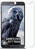 moex 9H Panzerfolie für Samsung Galaxy Note 3 Neo | Panzerglas Display Glasfolie [Tempered Glass] Screen Protector Glas Displayschutz-Folie für Samsung Galaxy Note 3 Neo Schutzfolie