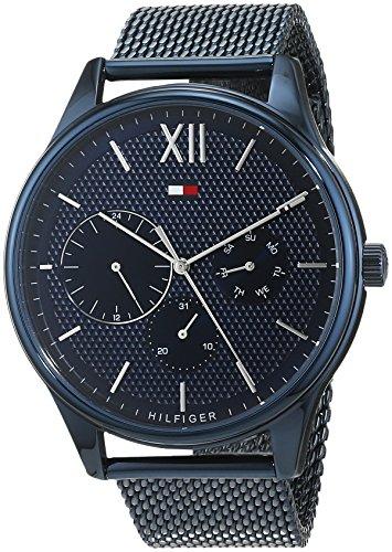 Hilfiger Uhren Männer Tommy Für (Tommy Hilfiger Herren-Armbanduhr 1791421)