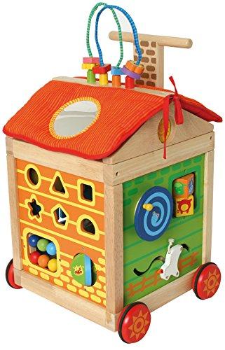 Chariot de marche multi-activités I'm Toy