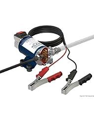 Kit per cambio olio con ingranaggi in bronzo 24V English: