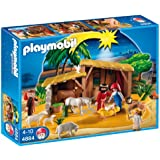 Playmobil 4884 Christmas Navitity Manger with Stable