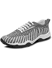 BEONZA Men Grey UltraPerformance Series Running & Gym Sports Shoes