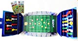 Stikeez 2016 Fussball EM Sammelalbum komplett gefüllt mit 25 Stikeez und GRATIS Fussball 3D Stickern