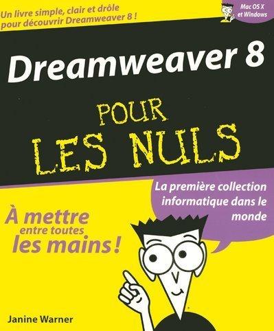 Dreamweaver 8 pour les Nuls