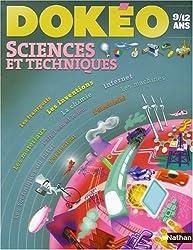 Sciences et techniques : 9/12 Ans