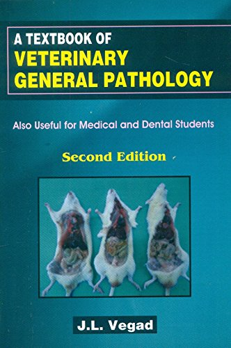 A Textbook of Veterinary General Pathology 2Ed (PB 2019)