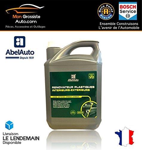 Abel Auto rénovateur plastiques intérieurs-extérieurs 5L Spécial VO