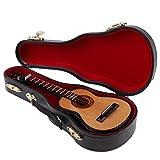 MagiDeal 1/6 Miniatur Musikinstrument Modell für 12 Zoll Action Figuren Puppe - Gitarre #1