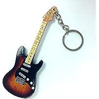 Portachiavi in Legno Forma Chitarra - Deep Purple - Ritchie Blackmore