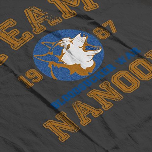 Team Nanook Lost Boys Men's T-Shirt Charcoal