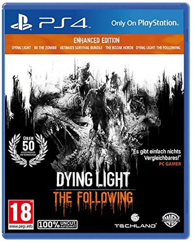 Produktbild Dying Light The Following - Playstation 4