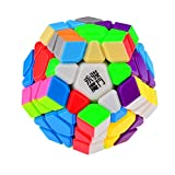 "feinere Shop YongJun YJ YUHU Megaminx ""etikettenlos Magic Cube Speed Cube Colorful"