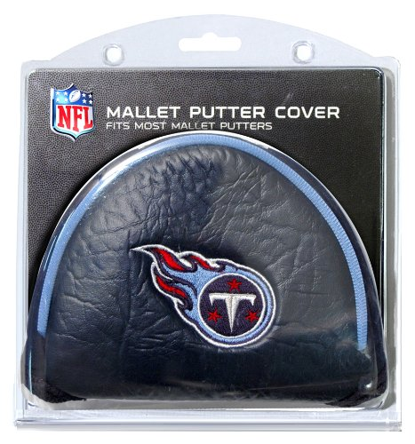 NFL Golf Putter Maillet Coque, Tennessee Titans, Taille Unique