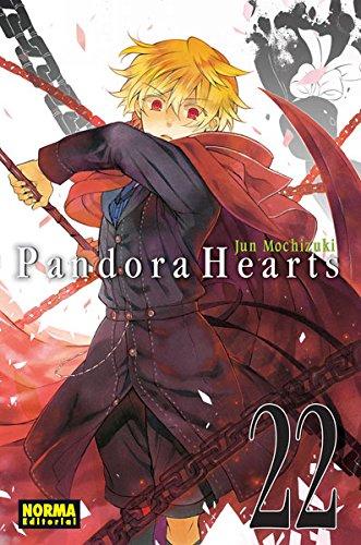 Pandora Hearts 22 por Jun Mochizuki