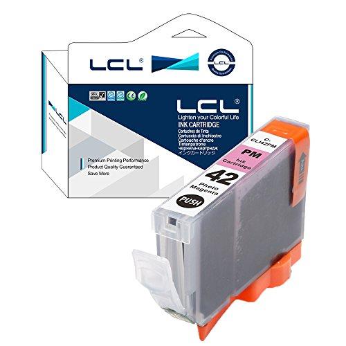 LCL Compatible CLI42 CLI-42PM (1-Pack,Photo Magenta) Cartouche d'encre Compatible pour Canon PIXMA Pro-100/Pro-100s