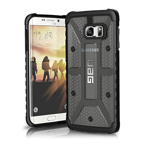 Urban Armor Gear Case For Samsung Galaxy S6 Edge Plus (Ash)  available at amazon for Rs.999