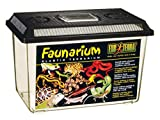 Exoterra Faunarium Grand pour Reptiles et Amphibiens 37 x 22 x 24,5 cm