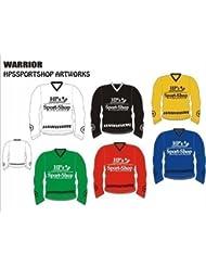 Warrior Spezial Trainingstrikot HP´s Sport Shop Edición - Azul, Large