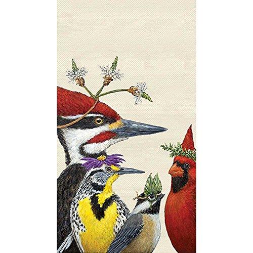 Paperproducts Design Design PPD 1412589Woody 's einjährig Party Gäste Handtücher/Papier Servietten, 12,7x 20,3cm Multicolor