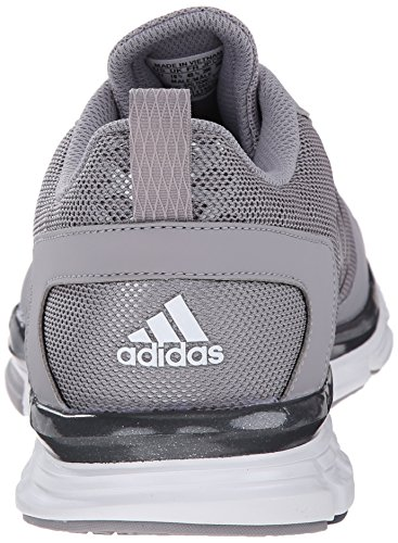 Adidas Performance Speed â??â??Trainer 2 Chaussure d'entraînement, noir / carbone métallisé / Light Onyx Grey/Carbon Metallic/White