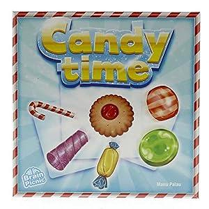 Candy Time- Juego de Mesa, (Brain Picnic BRPCT01)