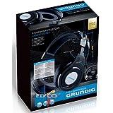 Grundig 52664-auriculaires paires d'écouteurs intra-auriculaires écouteurs stéréo (noir)