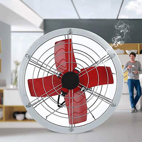 Extractor de aire de pared potente, Ventilador de ventilación de escape silencioso,...