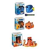 Funko Finding Dory: POP! Disney Action Figure Collectors Set by FunKo