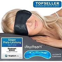 daydream Premium-Schlafmaske mit Kühlkissen (auch als Kühlmaske verwendbar), der Topseller seit 10 Jahren - Sieger... preisvergleich bei billige-tabletten.eu