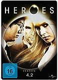 Heroes - Season 4.2 (3 Discs, Steelbook)