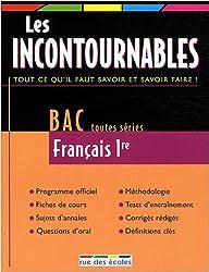 Bac Français 1re