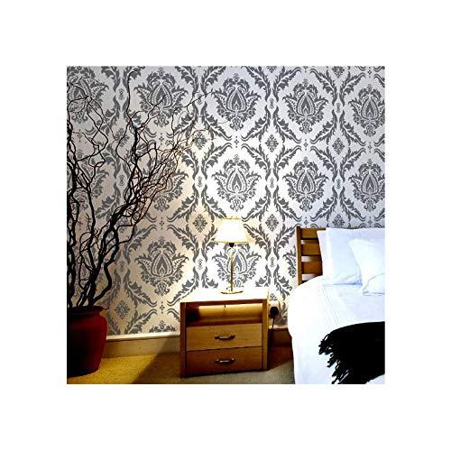 Wand Fußboden Schablones für Malerei - Wand Klein ()
