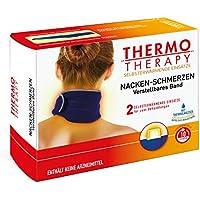 Thermo Therapy Umschlag für Nackenschmerzen, Starterset mit Nackenband + 2 Wärmekissen preisvergleich bei billige-tabletten.eu