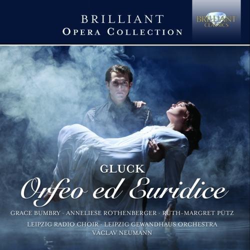 Gluck : Orfeo ed Euridice. Bumbry, Rothenberger, Neumann.
